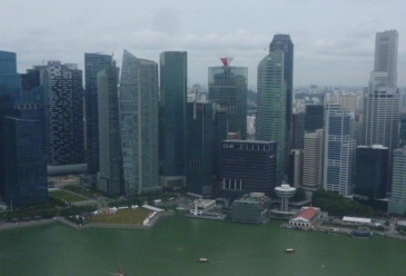 Marina Bay View