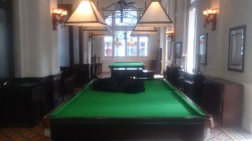 Raffles Billiard Bar
