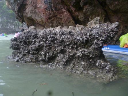 (pic - Story) James Bond Island - Hong Island Grotto 03