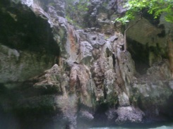 (pic - Story) James Bond Island - Hong Island Grotto 06