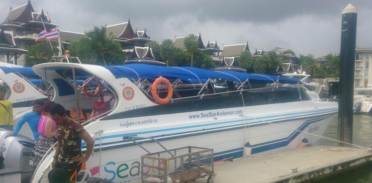 Sea Star Speedboat