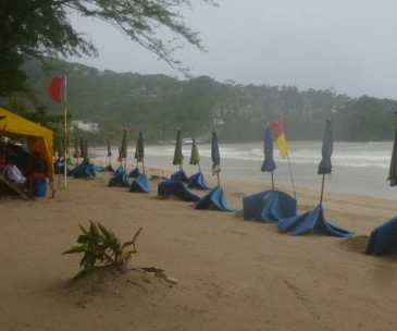 Patong Beach Front