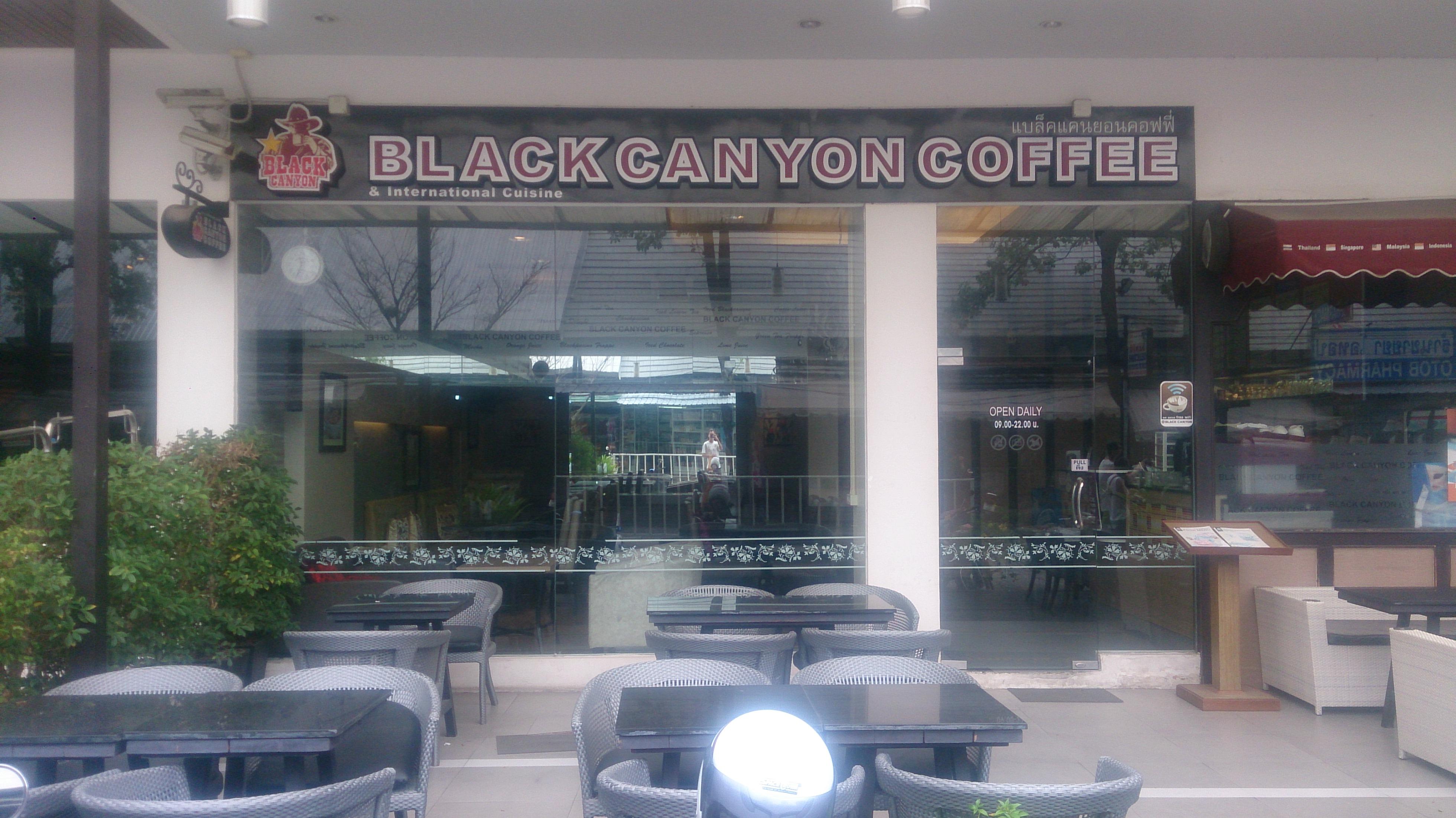 Black Canyon Coffee Case Study
