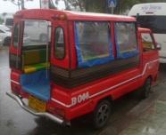 Red Tuktuk