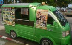 Green Tuktuk