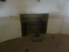 Cannon Room Fireplace