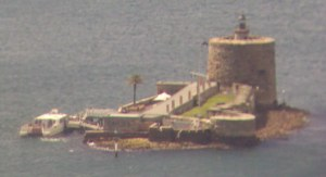 (pic - Story) Fort Denison - Tower Shot