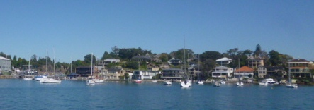 (pic - Story) Macquarie Point - Harbour Boats