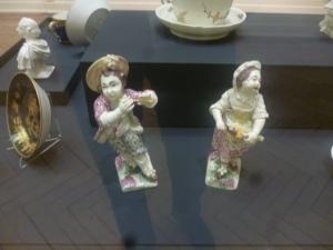 18th Century Statues