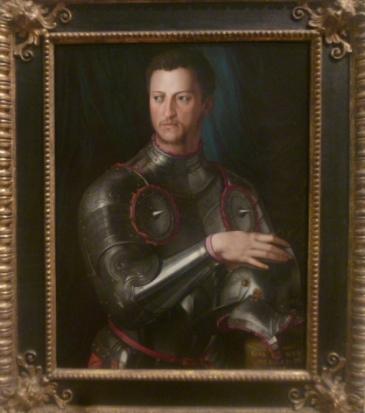 Cosimo Medici Portrait