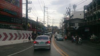 Patong Bus Drive 01