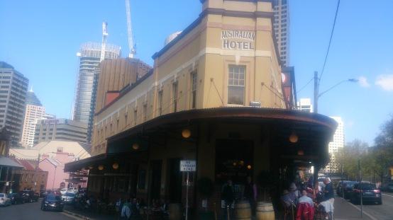 The Australian Heritage Hotel