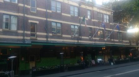 Merchantile Hotel