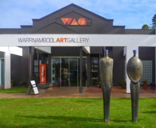 Warrnambool Art Gallery Exterior