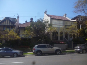 Lavender Bay Houses