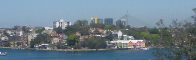 Pyrmont View