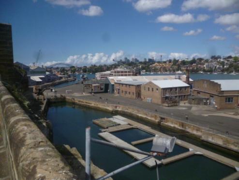 (pic - Story) Cockatoo Island - Docks 02