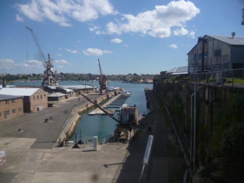 (pic - Story) Cockatoo Island - Docks 03