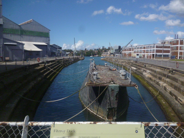 (pic - Story) Cockatoo Island - Docks 04