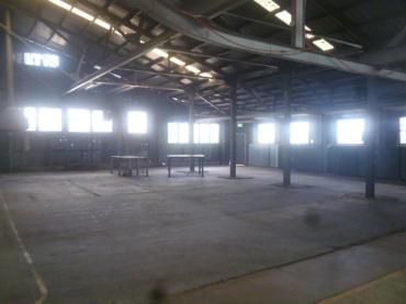(pic - Story) Cockatoo Island - Inside Factory 01