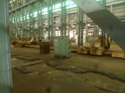 (pic - Story) Cockatoo Island - Inside Factory 02
