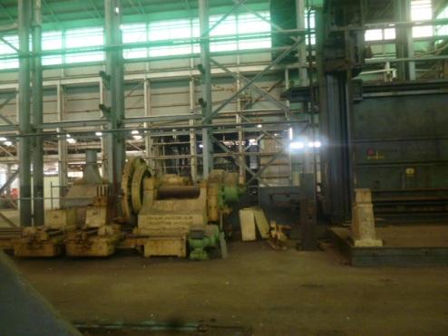 (pic - Story) Cockatoo Island - Inside Factory 03
