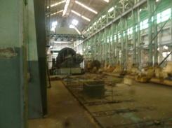 (pic - Story) Cockatoo Island - Inside Factory 04