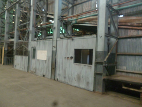 (pic - Story) Cockatoo Island - Inside Factory 06