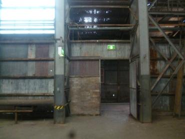 (pic - Story) Cockatoo Island - Inside Factory 08