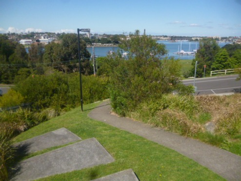 (pic - Story) Drummoyne - Clarkes Point Reserve 01