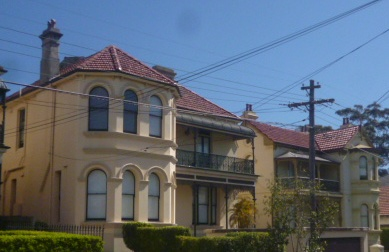 Drummoyne Mansion