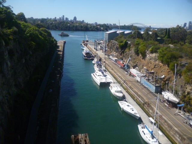 (pic - Story) Drummoyne -Woolwich Dock