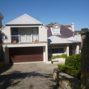 (pic - Story) Drummoyne - Woolwich Houses 01