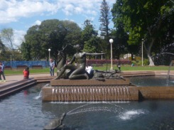 (pic - Story) Hyde Park - Archibald Fountain 03