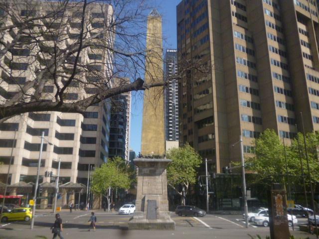 (pic - Story) Hyde Park - Obelisk