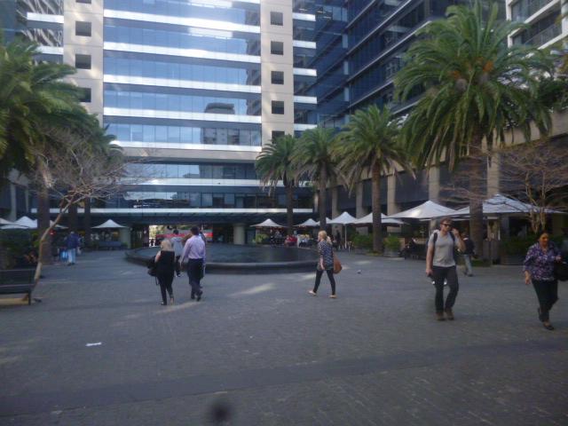 St Leonard's Plaza
