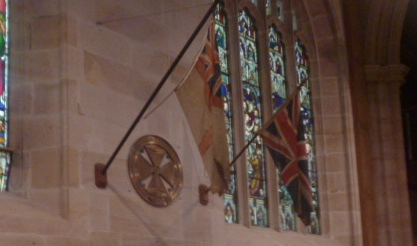 (pic - Story) St Andrews - Flags