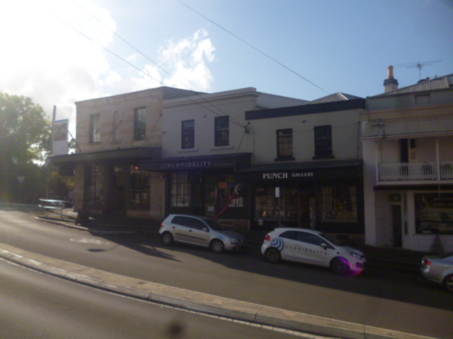 East Balmain Village