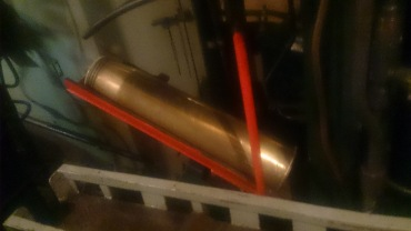 (pic - Story) Maritime Museum - Aft Cannon 02