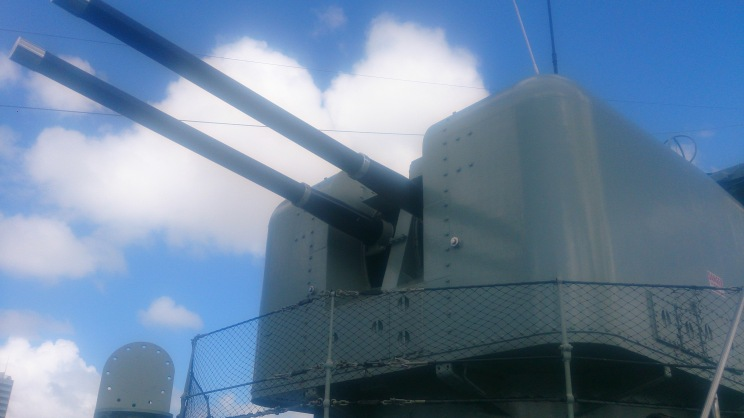 (pic - Story) Maritime Museum - Aft Cannon 05
