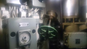(pic - Story) Maritime Museum - HMAS Onslow Engineering 01