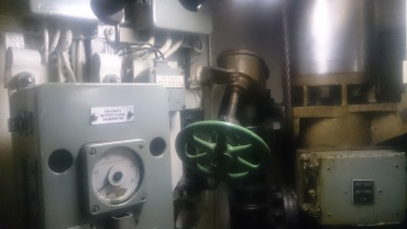 (pic - Story) Maritime Museum - HMAS Onslow Engineering 01