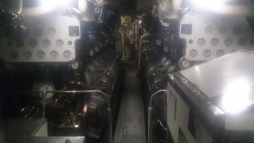 (pic - Story) Maritime Museum - HMAS Onslow Engineering 02