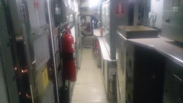 (pic - Story) Maritime Museum - HMAS Onslow Engineering 03