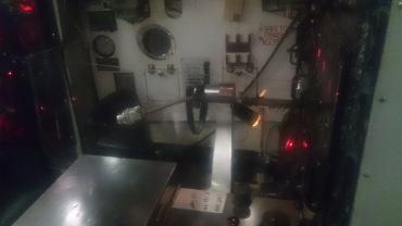 (pic - Story) Maritime Museum - HMAS Onslow Helm 01