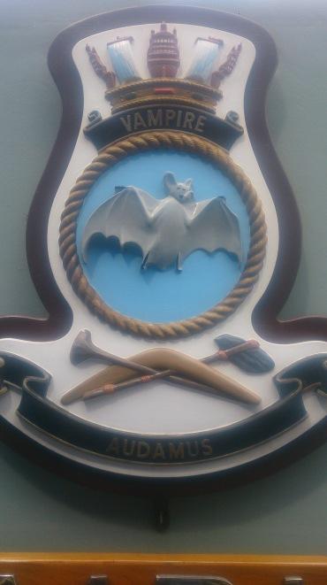 (pic - Story) Maritime Museum - Vampire Insignia
