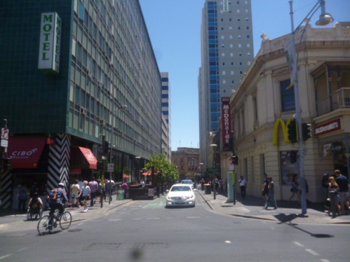 (pic - Story) Hindley Street - Bank Street