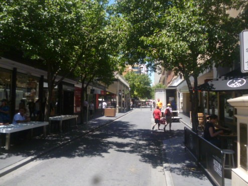 (pic - Story) Hindley Street - Leigh St