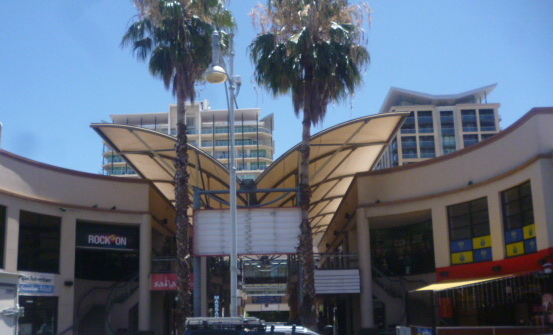 (pic - Story) Hindley Street - Old Cinema Complex