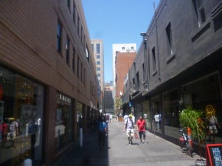 (pic - Story) Hindley Street - Peel St